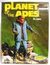 Planet of the apes - Aurora/Playing Mantis Model kit - Dr. Zaius