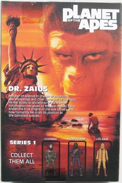 Planet of the Apes - NECA - Dr. Zaius