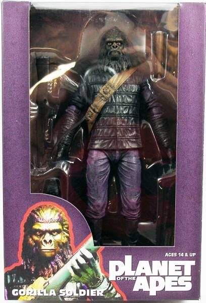 Planet of the Apes - NECA - Gorilla Soldier
