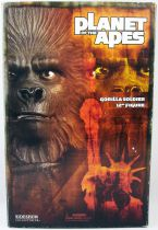 "Planet of the Apes - Sideshow Collectibles - Gorilla Soldier 12"" figure"