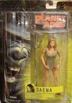 Planet of the apes (Tim Burton movie) - Hasbro - Daena (Mint on card)