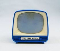 Plastiskop Mini-Viewer TVset - Jean Richard\'s Zoo