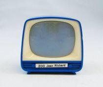 Plastiskop Mini-Viewer TVset - Jean Richard\'s Zoo
