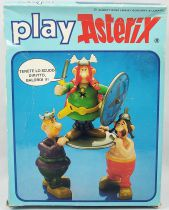 Play Asterix - Abraracourcix et ses porteurs - CEJI Italie (ref.6243)