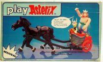 Play Asterix - Motorised Gallic chariot 1 horse - CEJI France (ref.6251)