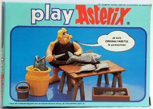 Play Asterix - Ordralphabetix - CEJI France (ref.6208)