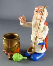 Play Asterix - Panoramix le druide - CEJI réf 6202 Complet sans boite