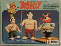 Play Asterix - Pirate Captain and two pirates - CEJI Europe (ref.6227)