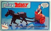 Play Asterix - Roman chariot with Centurion - CEJI Italy (ref.6250)