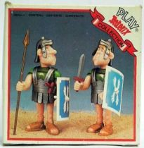 Play Asterix - Roman Legionaires Appelmus & Pampelmus - Toy Cloud (ref.38153)