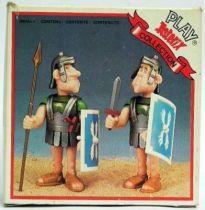 Play Asterix - Roman Legionaires Appelmus & Pampelmus - Toy Cloud (ref.38153)