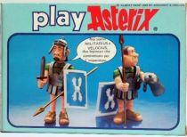 Play Asterix - Roman Legionaires Militarius and Velocius - CEJI Italy (ref.6219)