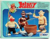 Play Asterix - The look-out and two pirates - CEJI Europe (ref.6228)