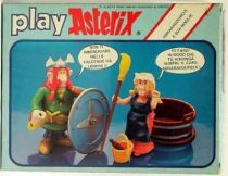 Play Asterix - Vitalstatistix and his wife CEJI taly (ref.6242)