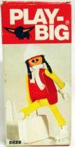 Play-Big - Ref.5822 Ice-skating girl