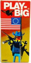 Play-Big - Ref.5861 Federation Colonel with US flag