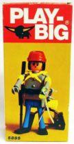 Play-Big - Ref.5885 Confederation Soldier