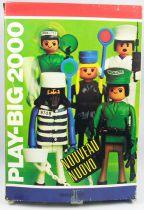 Play-Big 2000 - Ref.5660 Les Agents de Police (Polizei-Set)