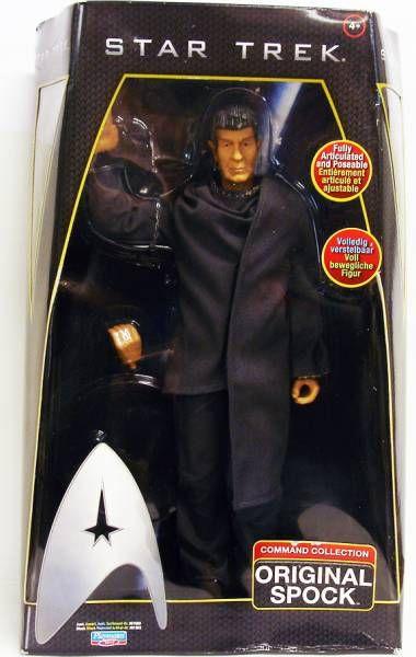 Playmates - Star Trek 2009 - Original Spock (Leonard Nimoy) - 12\'\' figure