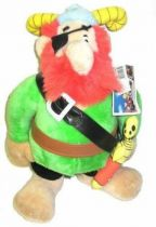 Plush 1994 Pirate\'s chief