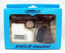 Pneuma.Tir - Syljeux France - Pistolet Noir Translucide (neuf en boite)
