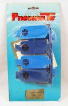 Pneuma.Tir (Pneumatir) - Syljeux France - Folding Targets (mint on card)