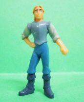 Pocahontas - Figurine Plastique Nestlé - John Smith