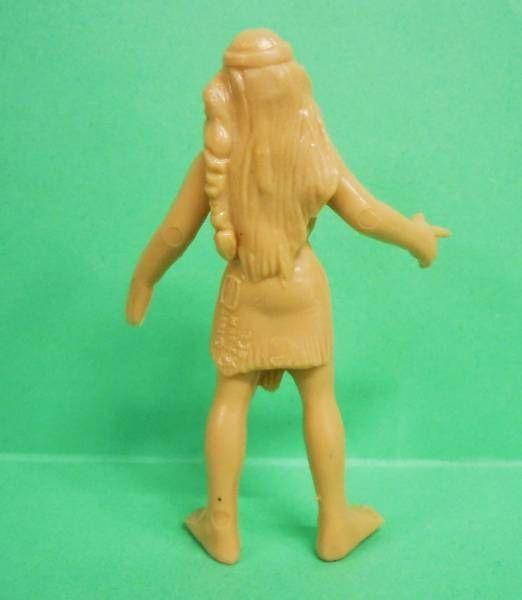 Pocahontas - Yolande Monochromic Figure - Pocahontas
