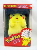 Pokemon - Hasbro - My Friend Pikachu ! (Electronic Plush)