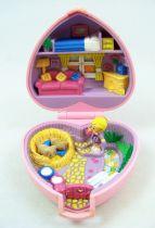 Polly Pocket - Bluebird Toys 1993 - Kozy Kitties (loose)