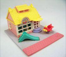 Polly Pocket - Bluebird Toys 1993 - Polly Pocket Toy Shop (occasion) 01