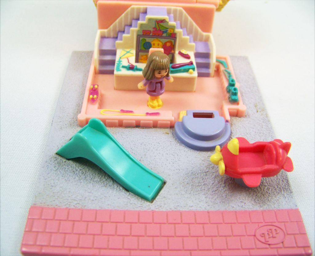 Polly Pocket - Bluebird Toys 1993 - Polly Pocket Toy Shop (occasion) 03