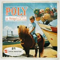 Poly - Set of 3 discs View Master 3-D - Poly in Portugal