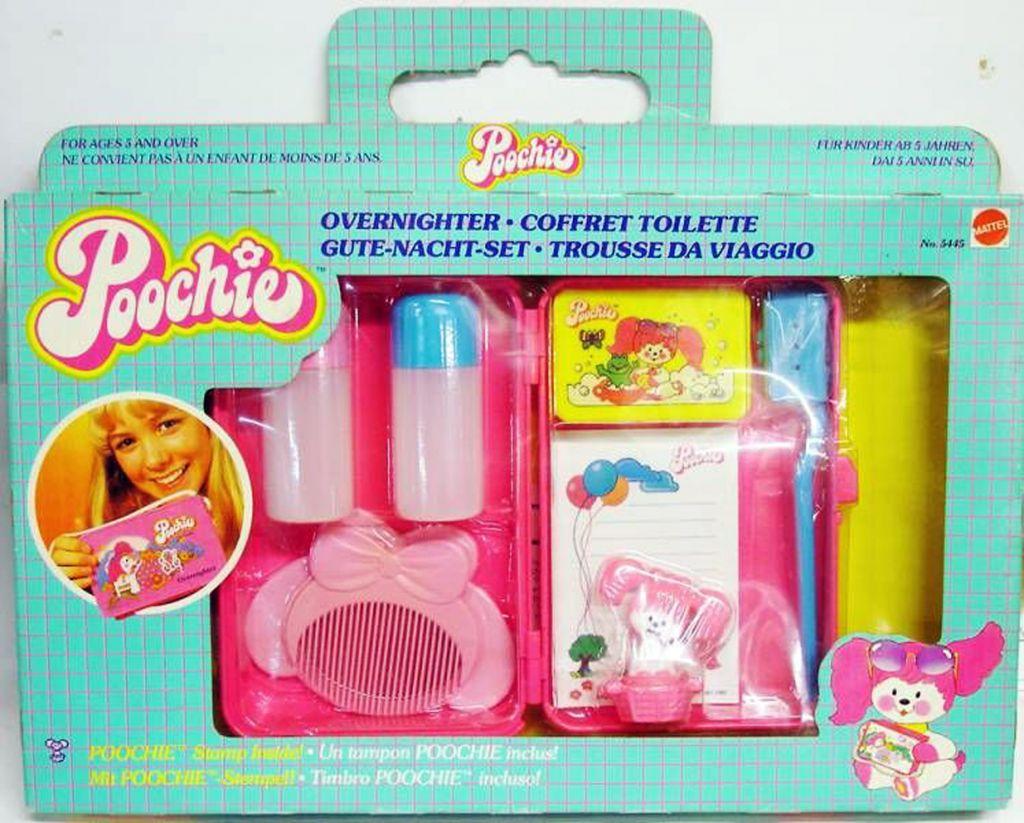 Poochie - Set d\'accessoires Coffret toilette
