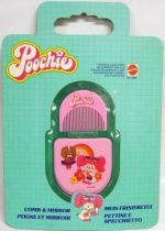 Poochie Comb & Mirror set