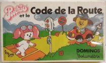 Poochie Domino game - Volumetrix