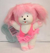 Poochie in ballerina suit plush doll
