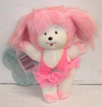 Poochie in ballerina suit plush doll