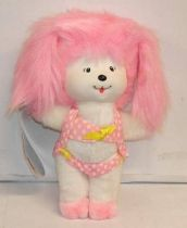 Poochie in bath suit plush doll