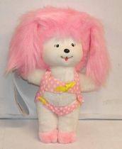 Poochie in bath suit plush doll