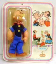 Popeye - 10\\\'\\\' action figure - Popeye - Vicma - Mint on card