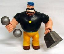 Popeye - 6\'\' action figure - Bluto - Mezco