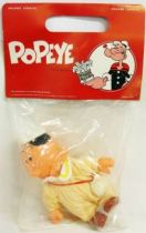 Popeye - 8\'\' plush doll - Swee\' Pea - Mako - Mint in baggie