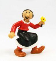 Popeye -  Figurine PVC Bully - Olive 01
