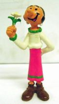 Popeye - Comic Spain PVC figure - Olive Oyl