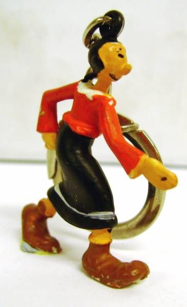 Popeye - JIM Key-Chain - Olive Oyl