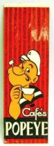 Popeye - Paper bag for Popeye\'s Coffee - Red Bag