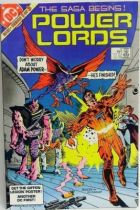 Power Lords - DC Comics - Power Lords #1