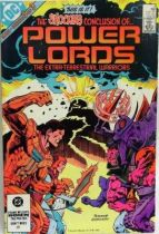 Power Lords - DC Comics - Power Lords #3