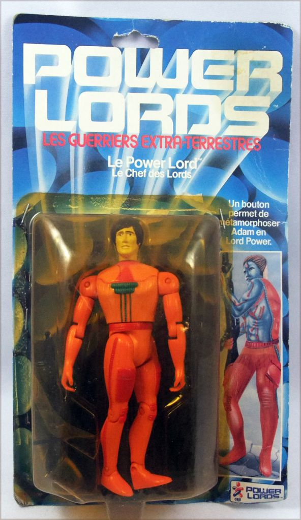 Power Lords - Revell - Adam Power, the Power Lord - Ceji